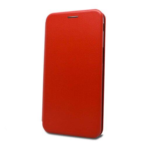 Puzdro Elegance Book Samsung Galaxy J6+ J610 - červené