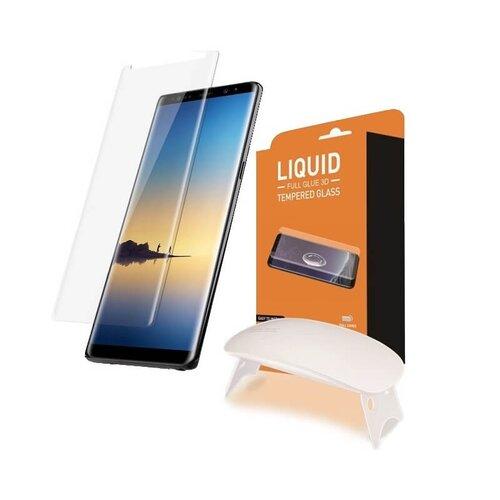 Tvrdené UV sklo GLASS PRO T-MAX Samsung Galaxy Note 8 N950