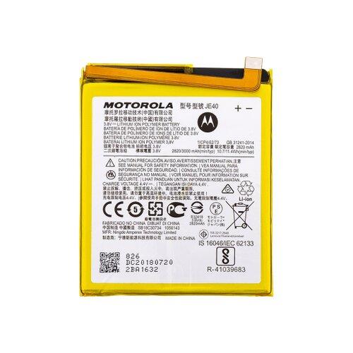 Batéria Motorola JE40 Li-Ion 3000mAh (Bulk)
