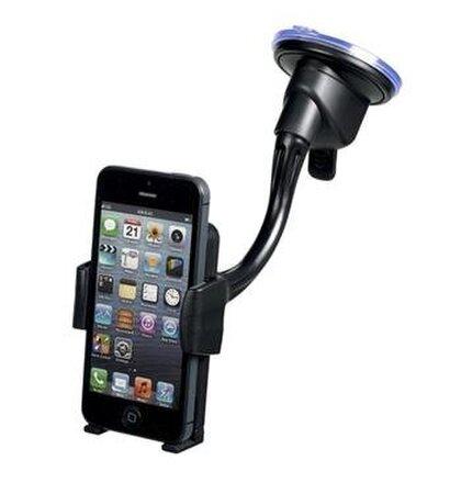 47aa7027a Univerzálny držiak s prísavkou CELLY FLEX11 pre mobilné telefóny a  smartphony, flexibilné rameno (pošk