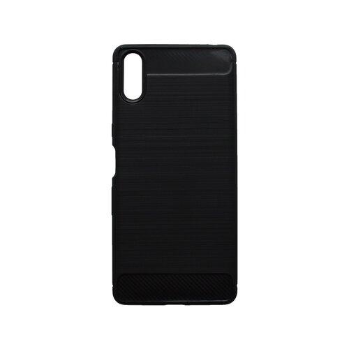 Puzdro EPICO CARBON Sony Xperia L3 čierne