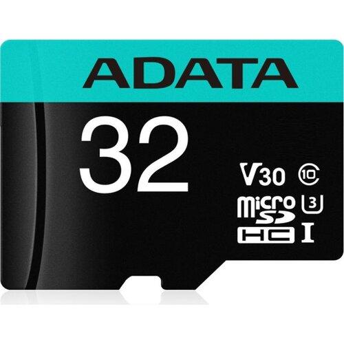 MicroSDHC karta A-DATA 32GB U3 V30G 95/90MB/s + adaptér