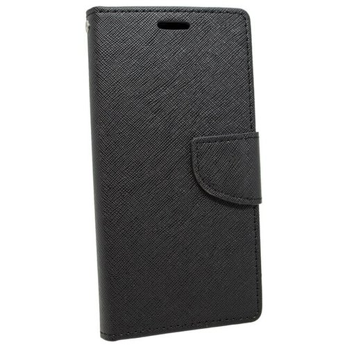 Puzdro Fancy Book Samsung Galaxy Xcover 3 G388/G389 - čierne