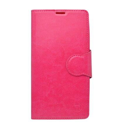 Puzdro NoName Book Samsung Galaxy S7 Edge G935 - ružové