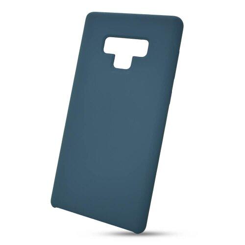 Puzdro Liquid TPU Samsung Galaxy Note 9 N960 - tmavo-modré