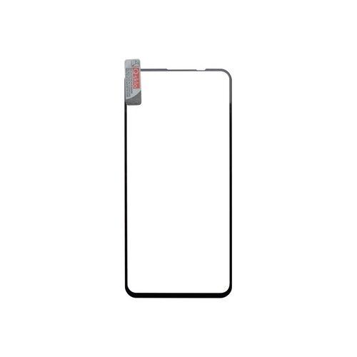 Ochranné sklo Q 9H Honor 20/Huawei Nova 5T celotvárové - čierne (full glue)
