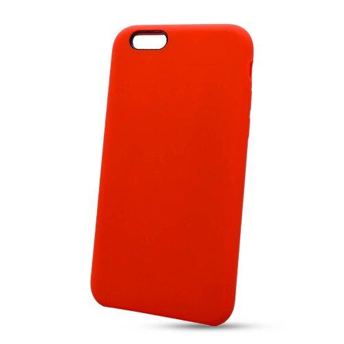 Puzdro Liquid TPU iPhone 6/6s - červené