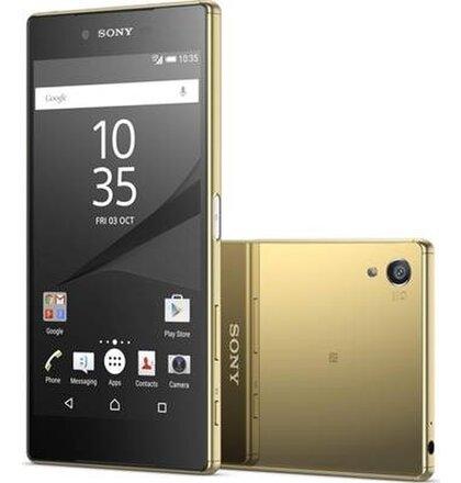 Sony Xperia Z5 Zlatý - Trieda A