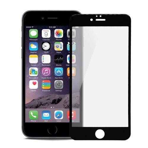Ochranné sklo Bluestar 9H 5D iPhone 6 Plus/6s Plus celotvárové - čierne
