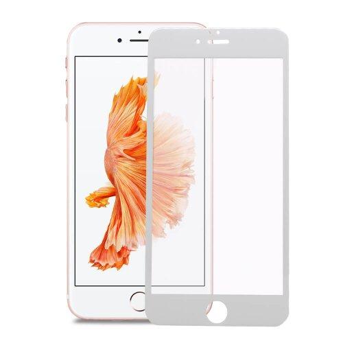 Ochranné sklo Bluestar 9H 5D iPhone 6 Plus/6s Plus celotvárové - biele