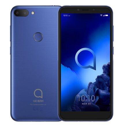 Alcatel 1S 5024D 3GB/32GB Dual SIM, Modrý - SK distribúcia