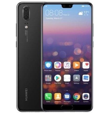 Huawei P20 4GB/128GB Single SIM Čierny - Trieda A