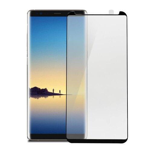 """Ochranné sklo X-ONE 4D Special Samsung Galaxy Note 8 N950 celotvárové """"case friendly"""" - čierne"""