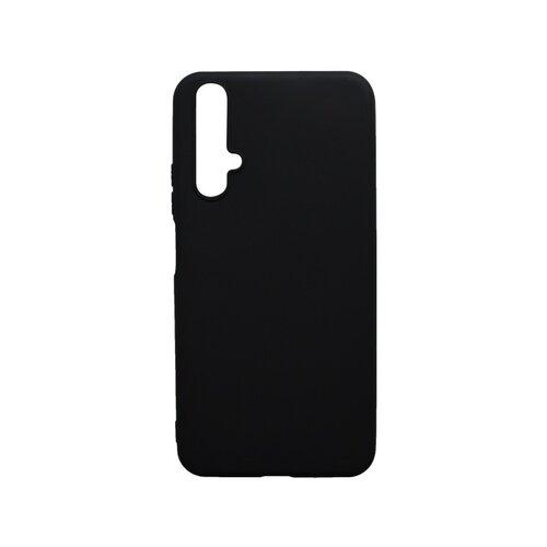 Puzdro NoName TPU Honor 20/Huawei Nova 5T - čierne