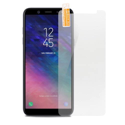 Ochranné sklo Samsung Galaxy A6 A600 2018 Bluestar, tvrdosť 9H