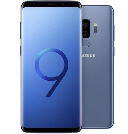 Samsung Galaxy S9 Plus G965F 64GB Dual SIM Coral Blue Modrý - Trieda A