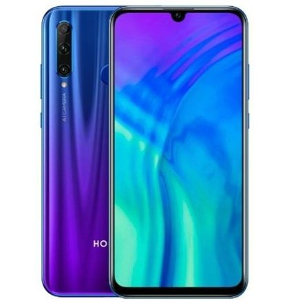 Honor 20 Lite 4GB/128GB Dual SIM Phantom Modrý