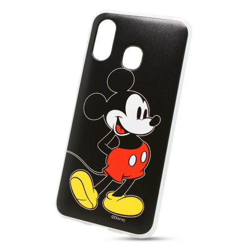 Puzdro Original Disney TPU Samsung Galaxy A40 A405 (027) - Mickey Mouse (licencia)