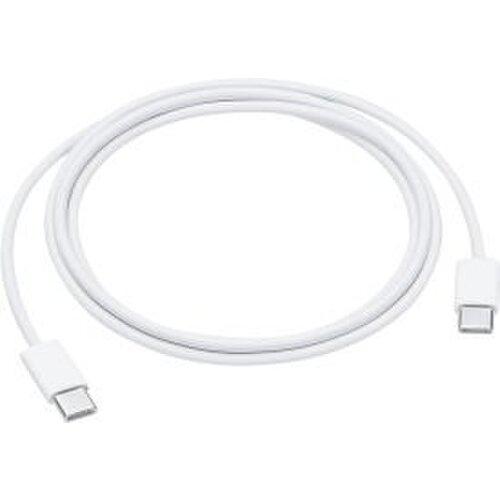 Dátový a nabíjaci kábel Samsung EP-DA705BWE USB-C/USB-C - biely (Bulk)