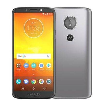 Motorola Moto E5 NFC, Šedý - SK distribúcia