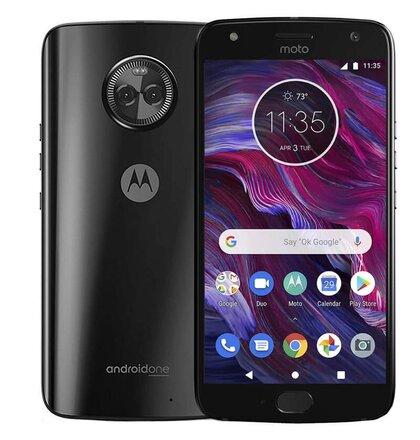 Motorola Moto X4 Dual SIM Čierny - Trieda A