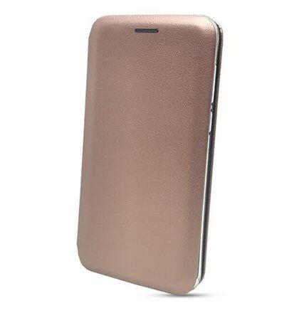 Puzdro Forcell Elegance Book Huawei P30 Lite - ružovo-zlaté