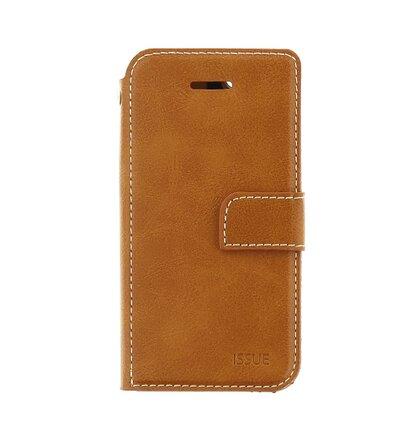 Molan Cano Issue Book Pouzdro pro Samsung A70 Brown