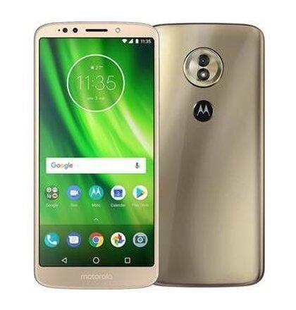 Motorola Moto G6 Play 3GB/32GB Single SIM Zlatý - Trieda A