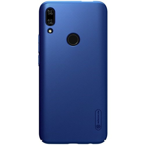 Puzdro Nillkin Super Frosted TPC Huawei P Smart Z/Honor 8X - modré