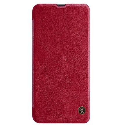 Nillkin Qin Book Pouzdro pro Samsung Galaxy M30 Red