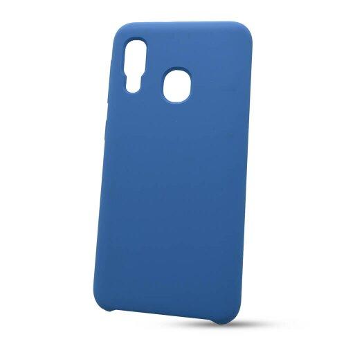 Puzdro Liquid TPU Samsung Galaxy A20e a202 - modré