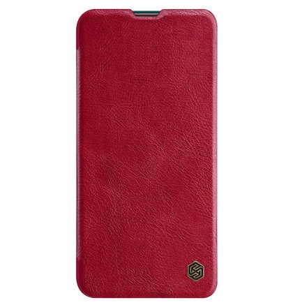 Nillkin Qin Book Pouzdro pro Honor 20 Pro Red