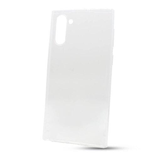 Puzdro NoName TPU 0,3mm Samsung Galaxy Note 10 N970 - transparentné
