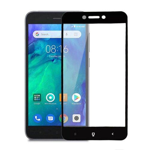 Ochranné sklo Glass 5D 9H Xiaomi Redmi GO celotvárové - čierne