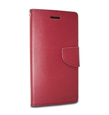Puzdro Mercury Bravo Book Samsung Galaxy S10 G973 - červené