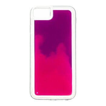 Tactical TPU Neon Glowing Kryt pro iPhone 7/8plus Pink (EU Blister)