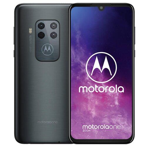 Motorola One Zoom, Šedá - SK distribúcia