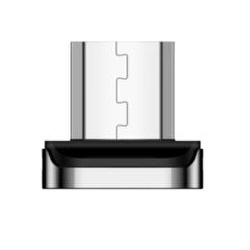 Magnetický adaptér USAMS U28 MicroUSB (Bulk)