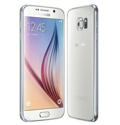 Samsung Galaxy S6 G920F 32GB White Pearl Biely - Trieda B
