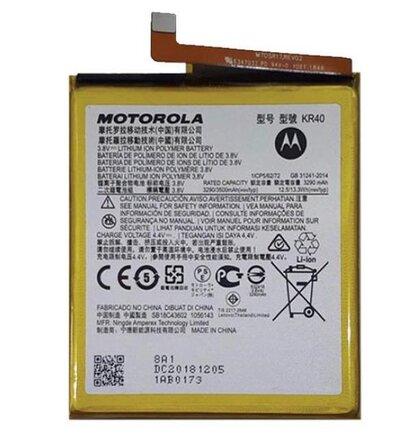 KR40 Motorola Baterie 3500mAh Li-Pol (Bulk)