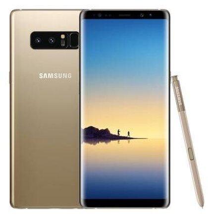 Samsung Galaxy Note 8 N950F 64GB Dual SIM Zlatý - Trieda C