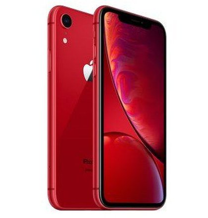 Apple iPhone XR 128GB (PRODUCT) Red Special Edition - Trieda B