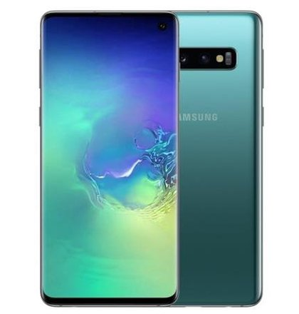Samsung Galaxy S10 8GB/128GB G973 Dual SIM Prism Green Zelený - Trieda A