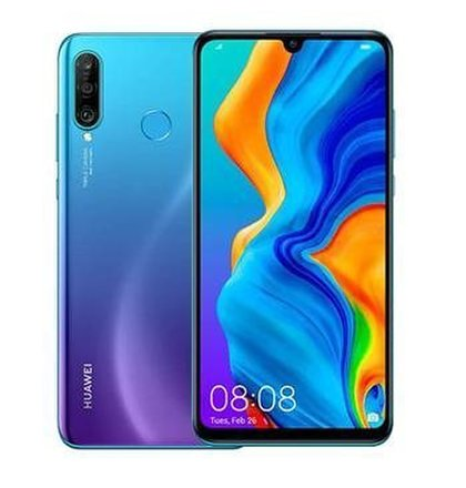 Huawei P30 Lite 4GB/128GB Dual SIM Peacock Blue - Trieda A