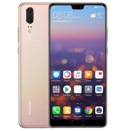 Huawei P20 4GB/128GB Dual SIM Ružový - Trieda A
