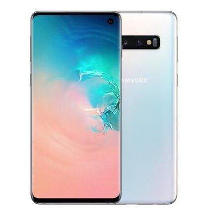 Samsung Galaxy S10 8GB/128GB G973 Dual SIM Prism White Biely