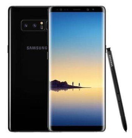 Samsung Galaxy Note 8 N950F 64GB Single SIM Midnight Black - Trieda C