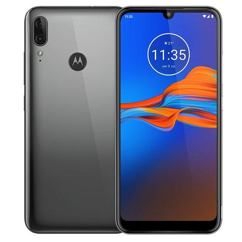 Motorola Moto E6 Plus 4GB/64GB Dual SIM, Šedý - SK distribúcia