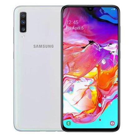 Samsung Galaxy A70 6GB/128GB Dual SIM White