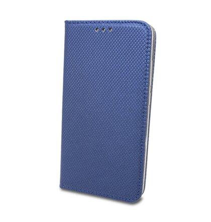 Puzdro Smart Book Xiaomi Mi A2 Lite - tmavo-modré